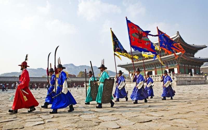 Нужен ещё 1 или 3 человека для чётности! Маршрут: Сеул - Кёнджу - Пусан - Остров Чеджудо -...