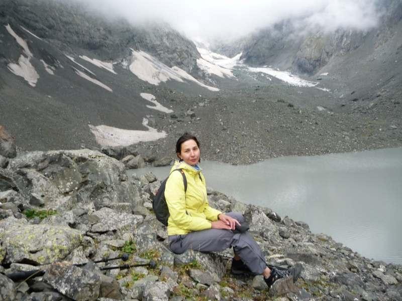 Пеший поход по Альпам