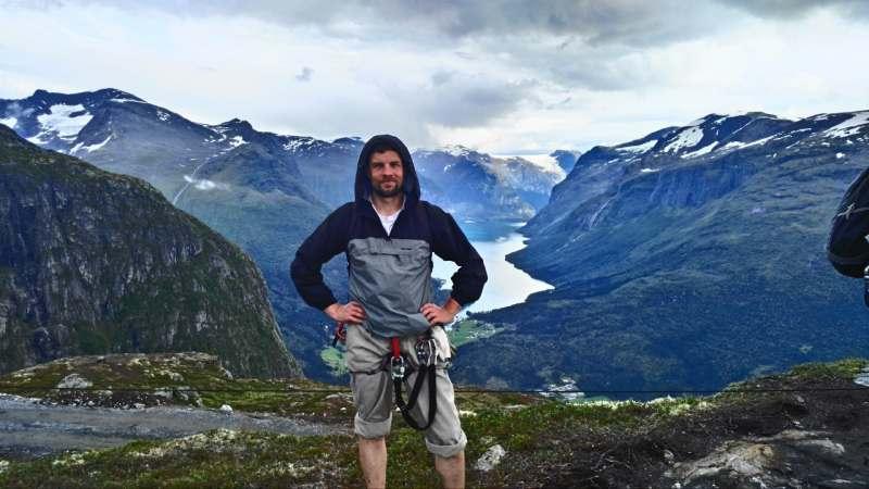 Норвегия летом 2019. Регион фьордов.