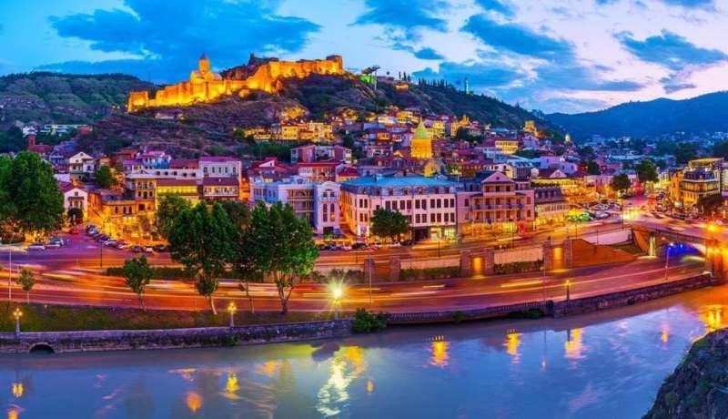 Weekend в Тбилиси