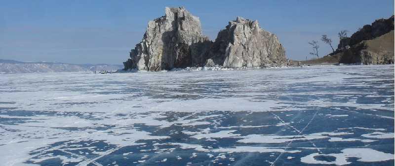 Северное ледовое кольцо - на автомобилях по Байкалу