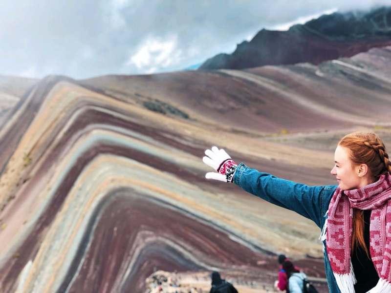 Перу - полное погружение. Пустыня, горы, океан.