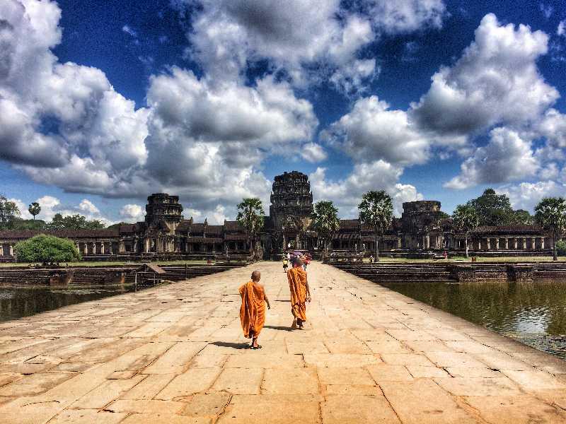 Приключения в ЮВА: Таиланд+Камбоджа