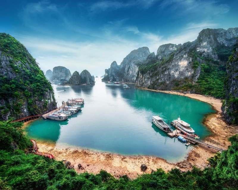 Вьетнам + Лаос + Камбоджа