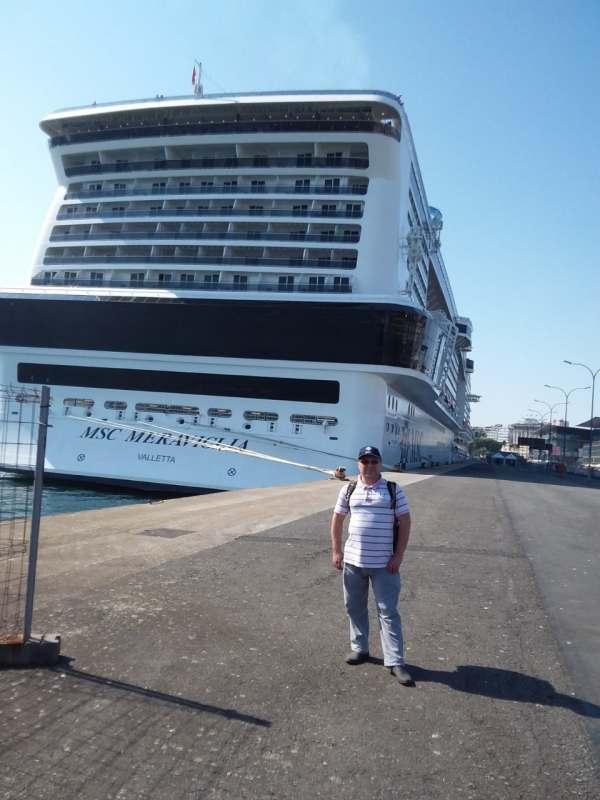 Круиз из г. Киль (Германия) на круизном лайнере Miraviglia MSC в СПб, через Копенгаген и...