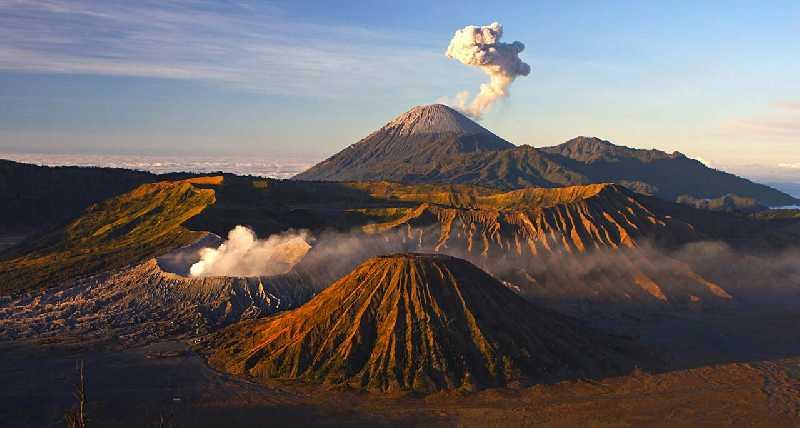 Индонезия: Ява, Бали, Гили