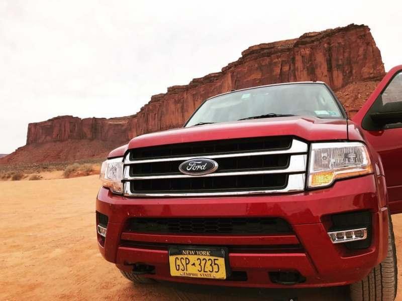 Путешествие по национальным паркам запада Америки.