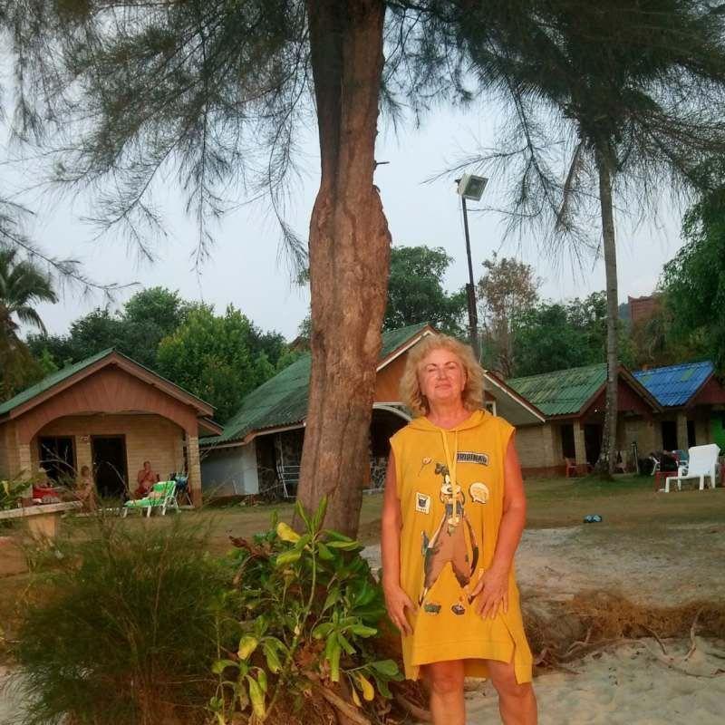На зимовку в Таиланд на 3-4 месяца. На остров Ко Чанг. Возможны варианты.