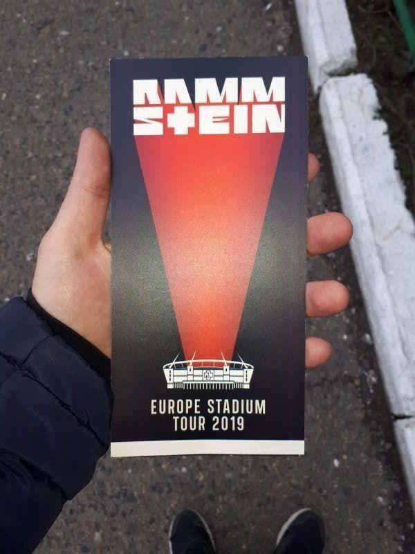 Планирую поездку в Питер на концерт Rammstein, лететь буду один, надеюсь найти компанию для...