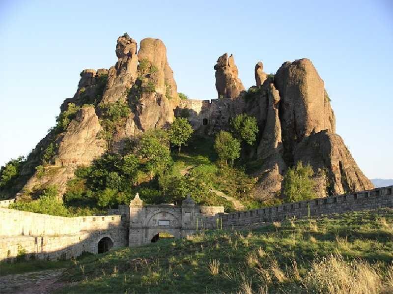 Поездка по Болгарии