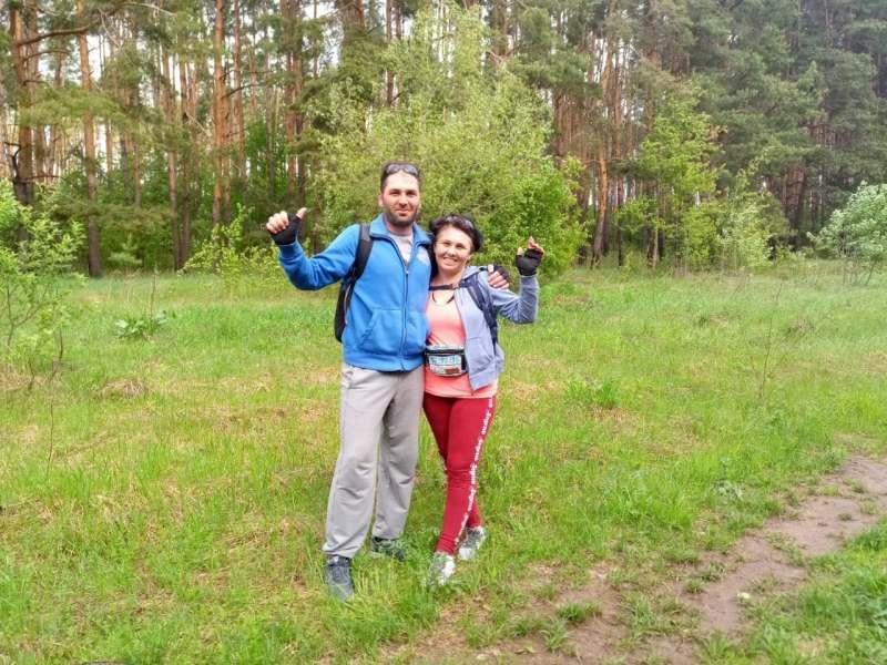 Путь 300 км. на велосипеде. Краснодарский кр-Адыгея- Краснодарский кр. Начало пути в Отрадненском...