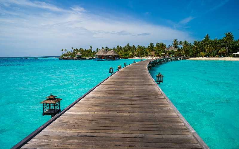 Островной рай