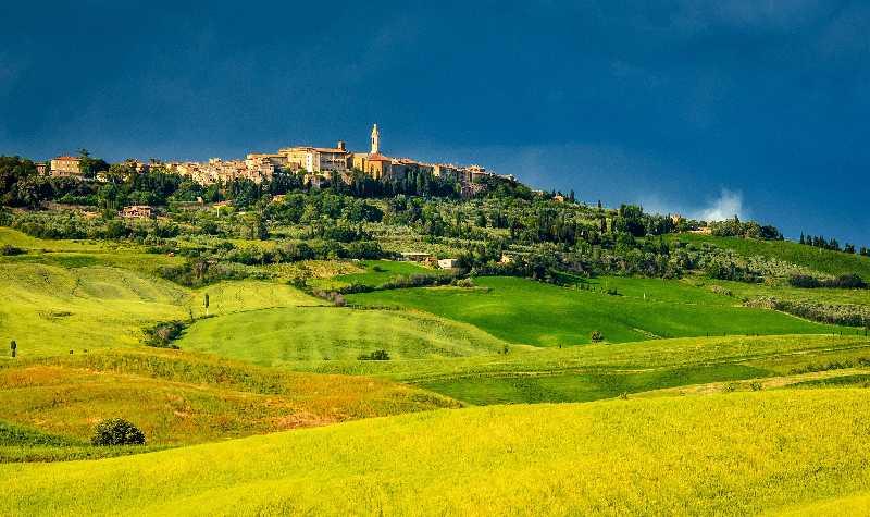 АвтоПутешествие по Италии (Тоскана, Умбрия, Тирренское море)