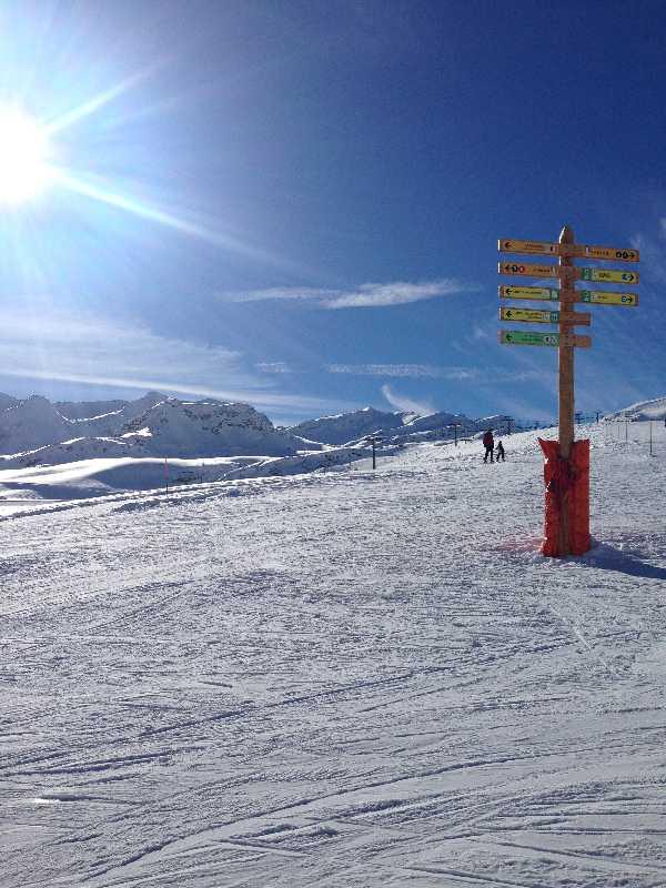 Горные лыжи/сноуборд в долине Виалаттеа (Сестрире)