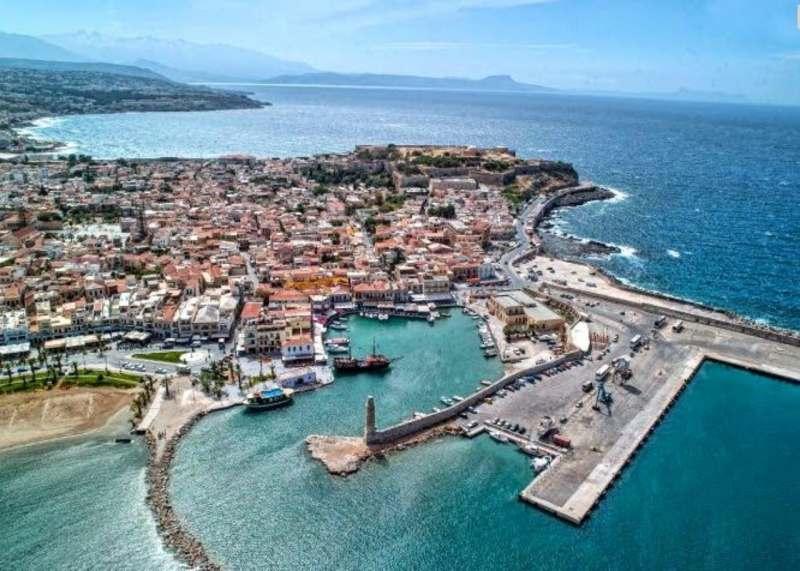 Греция, о. Крит, г. Ретимно или Херссонисос (обсуждаемо)