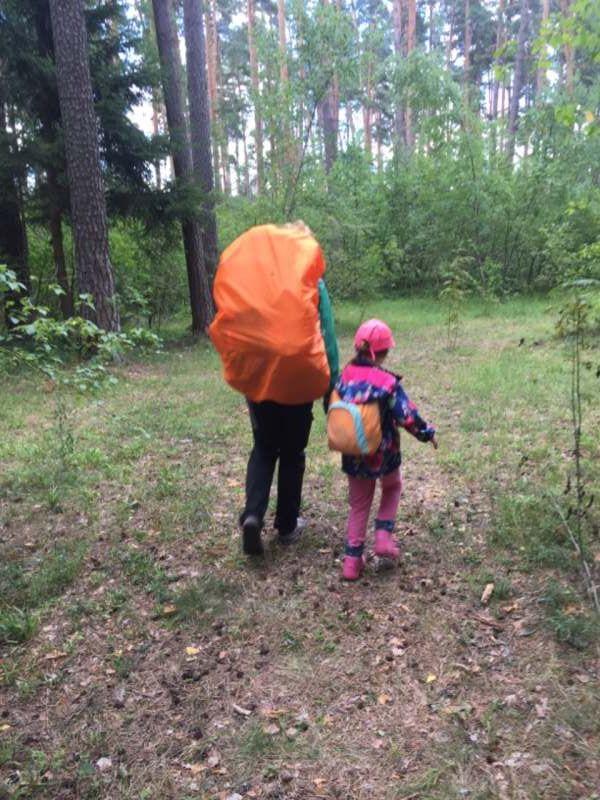 Планирую поход выходного дня с ночевкой с участием детей, опыт прибывания в кемпинге имею...