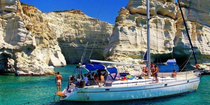 Круиз на яхте вокруг Крымского полуострова