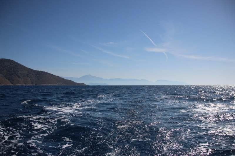 Путешестви на яхте в Турции в конце Сентября