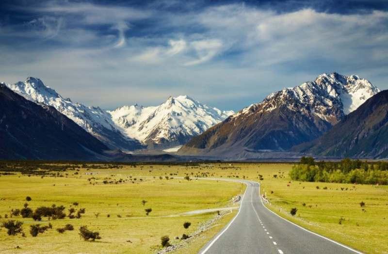 Осеннее путешествие в Новую Зеландию