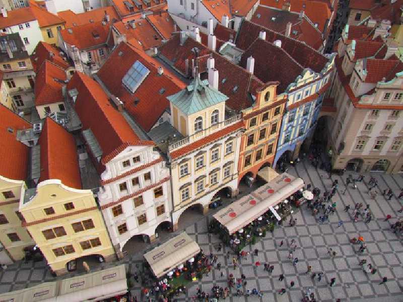 Замки и курорты Чехии