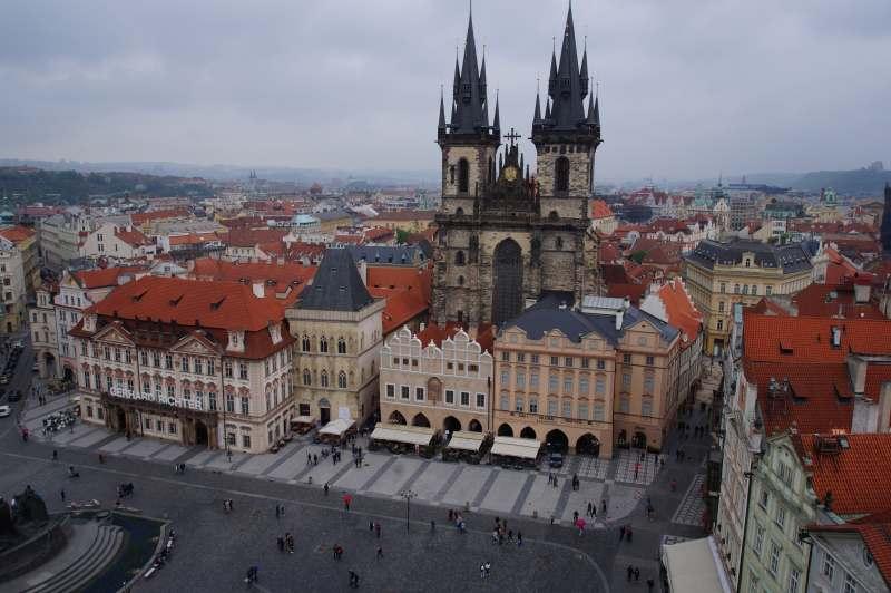 Курорты и замки Чехии