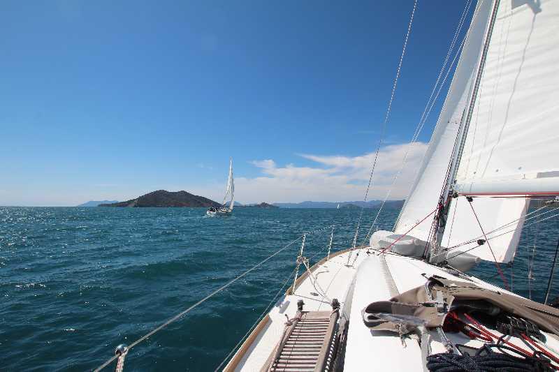 Греция, Афины, Кикладские острова, яхтенная экспедиция