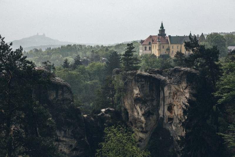 Путешествие по природным паркам ЮНЕСКО в Чехии и Германии