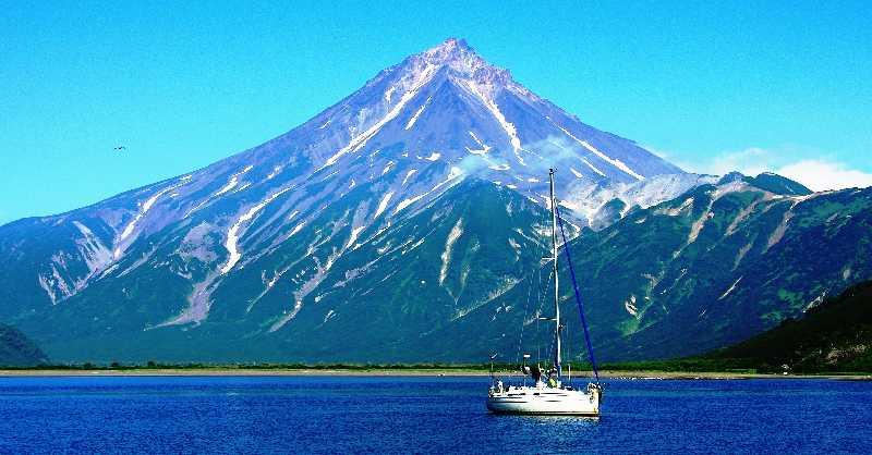 Яхтенный тур по Курильским островам