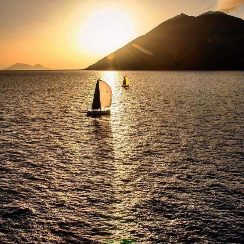 На яхте по Липарским островам, Сицилия с 7 по 14 сентября