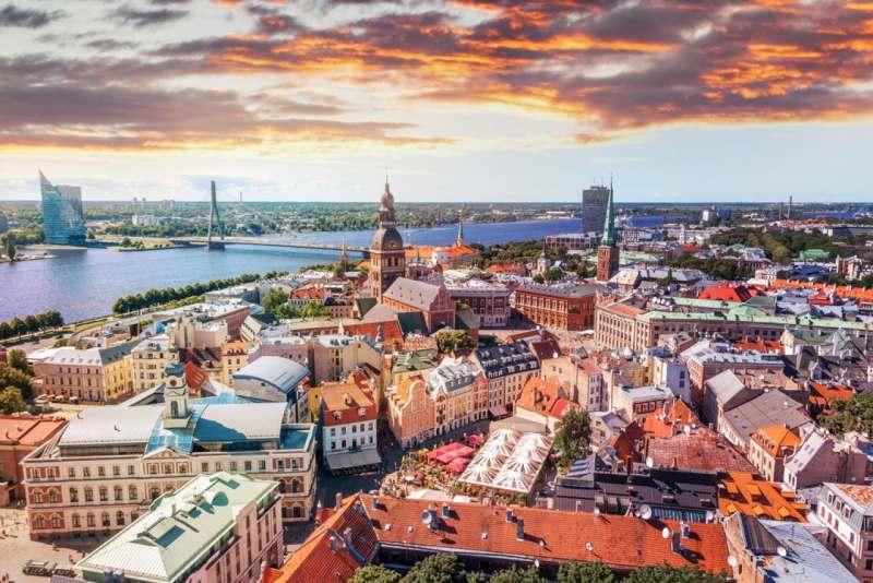 Впервые лечу в Европу, Латвия. Было бы круто найти хорошую компанию для активного...