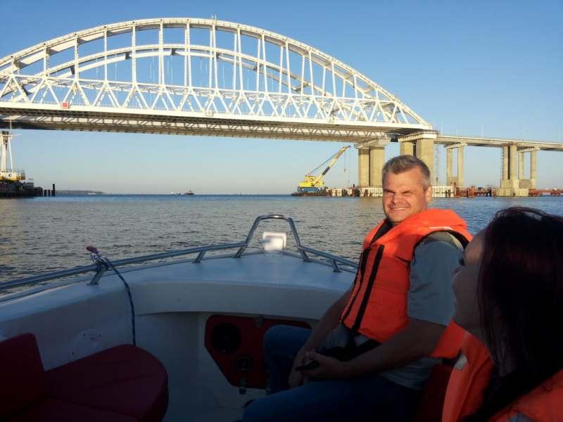 Путешествие на машине из Новокузнецка в Крым на 2-3 недели, для отдыха на море и осмотра...