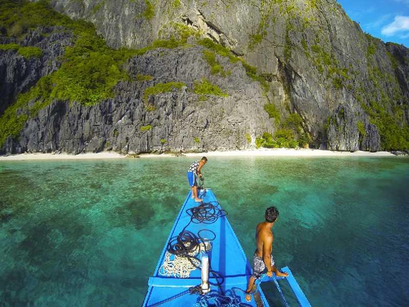 Лучшее на острове Палаван за 12 дней