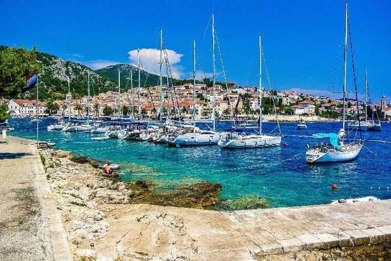 Второй яхт-отпуск в Хорватии