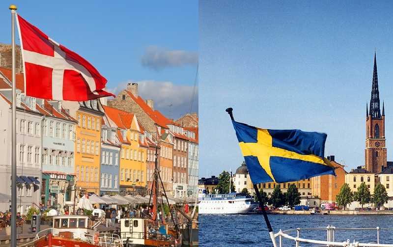 Мини скандинавский трип. Копенгаген - Мальмё - Стокгольм.