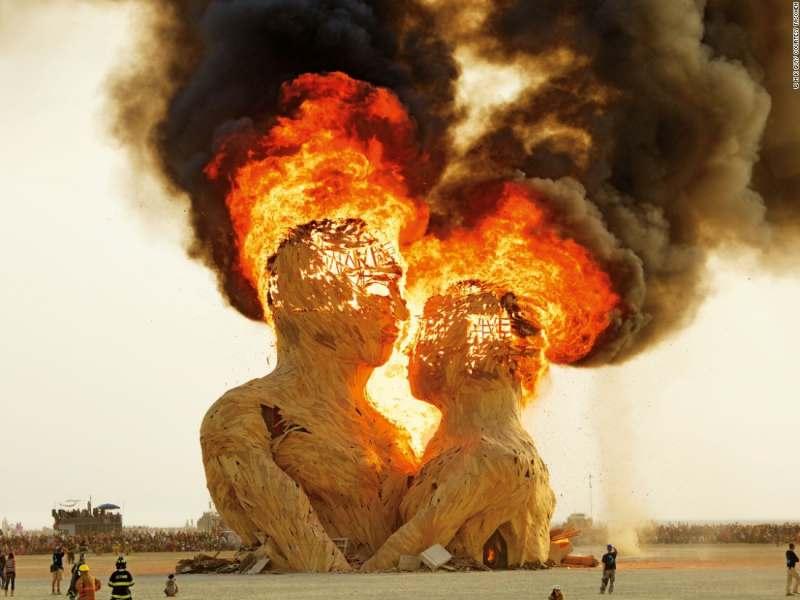 Собираюсь попасть на Burning Man с 25.08 - 2.09