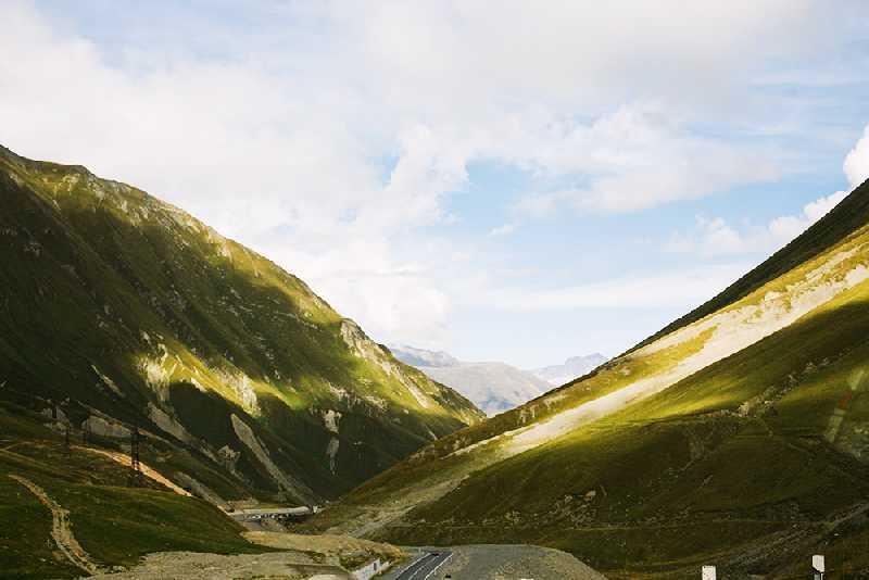 Горы и море или тур для интровертов