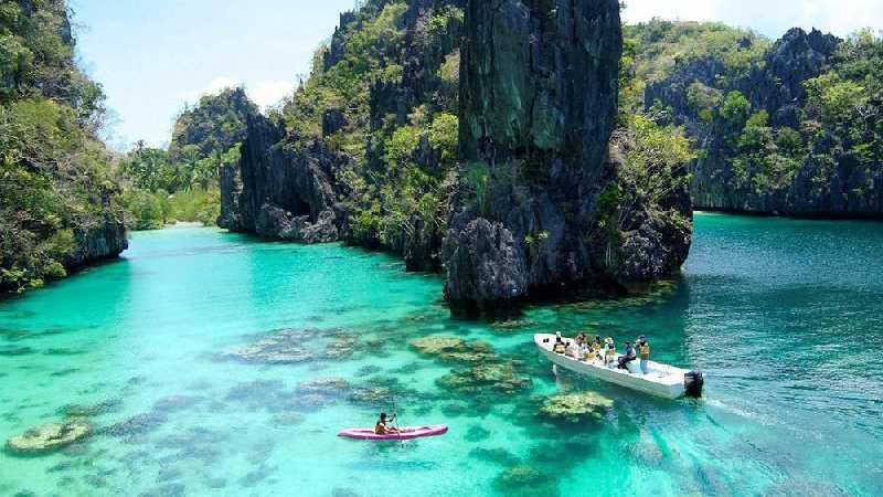 Филиппины 1-11 ноября Манила, Боракай, Палаван
