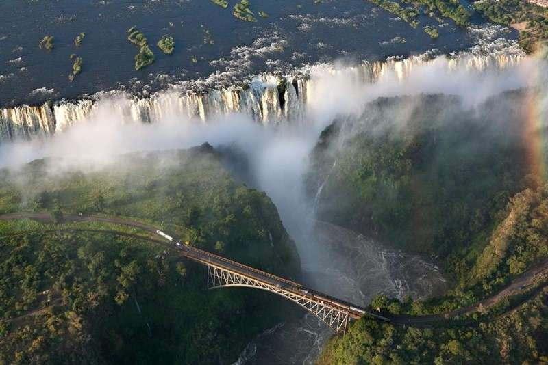 Дорогами Африки от Кейптауна (ЮАР) до водопада Виктория