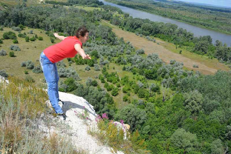 Трехречье. Долина трех рек Волга, Дон, Хопер.