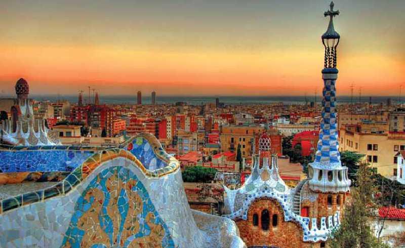 Барселона - Лиссабон. Каталония - мыс Рока