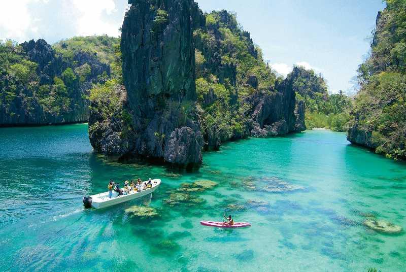 Филиппины Ноябрь (Манила - Палаван - Корон)