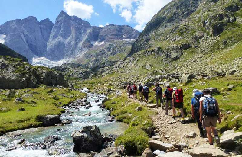 Трекинг по Пиренеям (Испания и немного Франции)