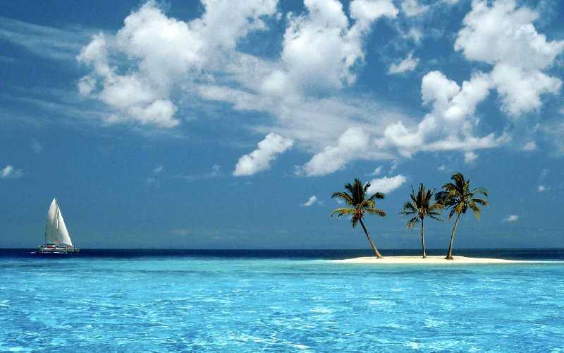 Рождественское путешествие по Багамским островам