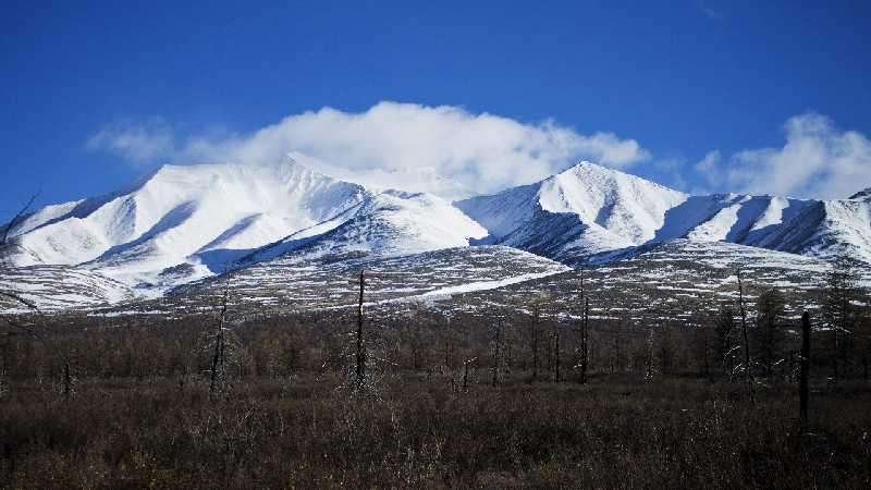 Тур в Монголию с восхождением на Мунку-Сардык