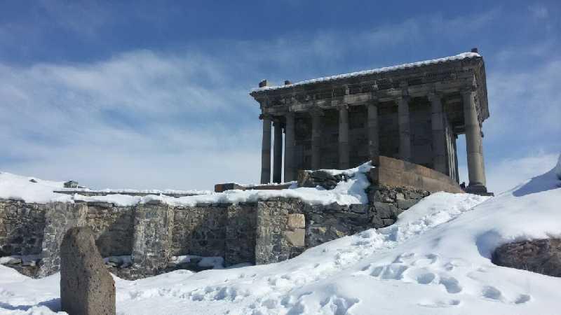Путешествие в августе по Армении
