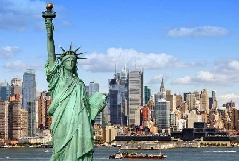 Одноэтажная Америка от Нью-Йорка до Майами и обратно.