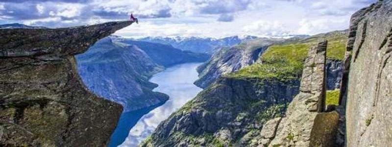 Норвегия, регион фьордов. Все самое-самое за 9 дней