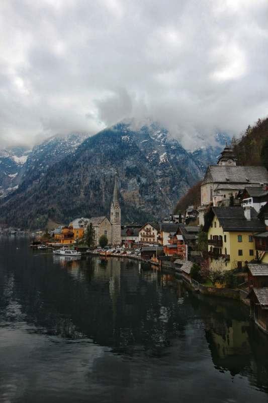 Альпийские озера, замки, пряничные города