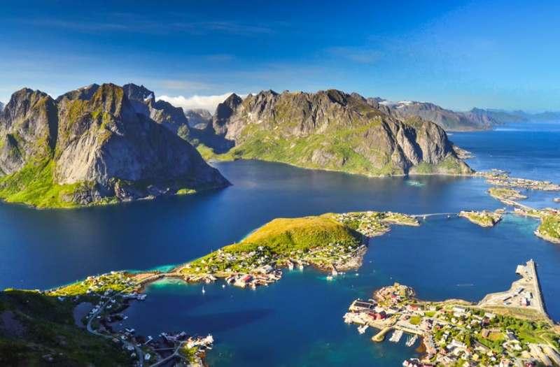Лофотенский архипелаг и Сенья