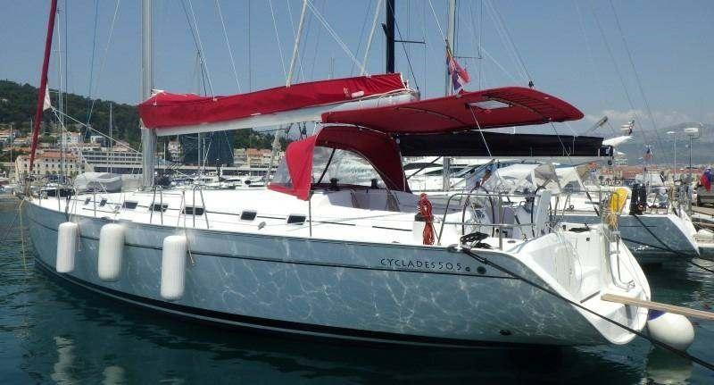Приглашаю в путешествие на пятидесятифутовой яхте Beneteau Cyclades 50.5 с 05.05 по 12.05....